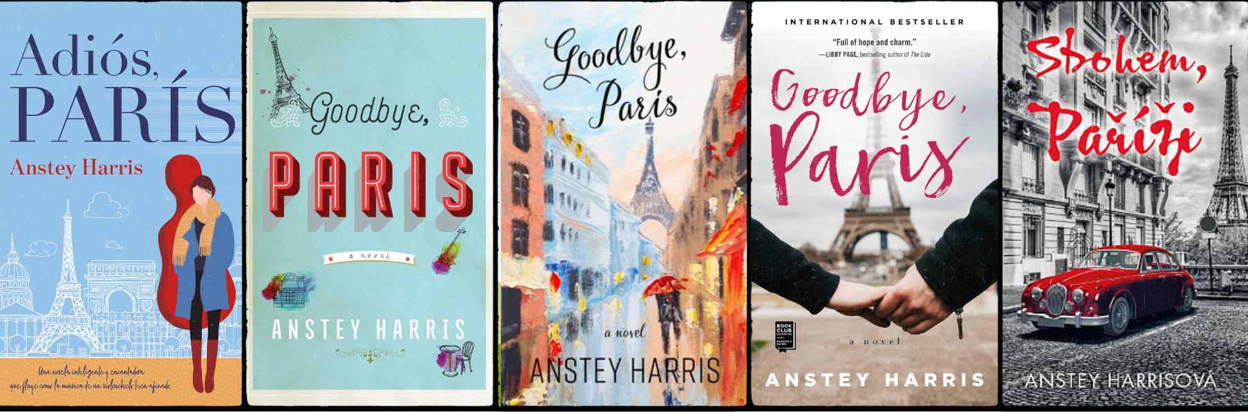 Anstey Harris Goodbye Paris