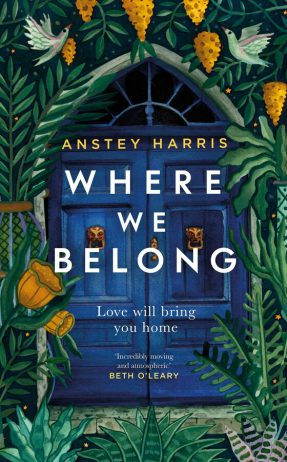 Book cover of Where We Belong